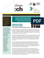 Institution Watch Fall 2013, Vol 7 No 2