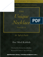 TheUniqueNecklaceVolumeIial IqdAl Farid