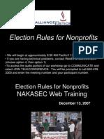 AFJ Election Rules 12 13 07