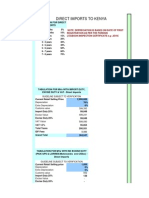 Valuation Template 2012