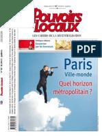 Pouvoirs Locaux - Trophées gouvernance