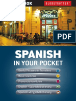 Globetrotter Spanish in your Pocket Phrase Book