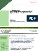 Pädagogik_Online_Einsatzmöglichkeiten_netzbasierter_Lehre