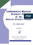 CMS Medicaid Integrity 0608 Fy08cmip