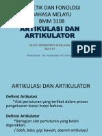 Fonetik Dan Fonologi (Bmm 3108 Cik Zihan)