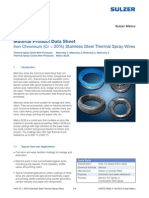 DSMTS 0032 2 FeCr StainlessSteel Wire