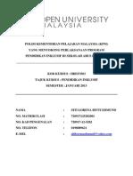 Polisi Kementerian Pendidikan Malaysia