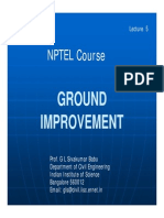 Ground Improvement lecture notes