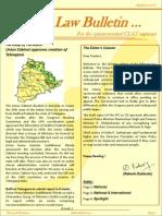 Abhyaas Law Bulletin - October 2013