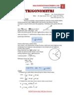 Modul Matematika Trigonometri