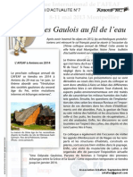 Arkéfact Bulletin Actualité 7