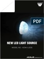 New Led Light Source