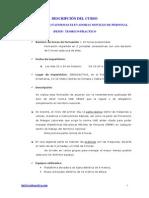 Curso de Plataformas Elevadoras Teorico-Práctico 10 horas