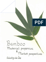 Bamboo for Exterior Joinery