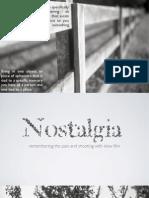Keynote - Nostalgia