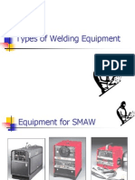 Equipment for Welding