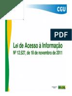 SIC LEI 12527