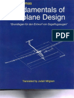 Fundamentals of Sailplane Design