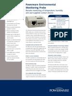 Powerware Environmental Monitoring Probe