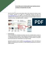 Registro. de Cedulas Colombianos