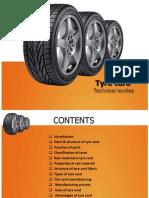 Tyre Cord Srk