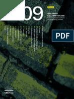 UBC Press Trade Catalogue Fall 2009