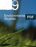 UBC Press Environmental Studies Catalogue 2009-2010
