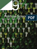 UBC Press Political Science Catalogue 2009-2010