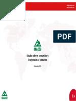 Infome Ceaccu Seguirdad Productos
