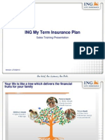 ING My Term Insurance_Training Launch Pack_270313