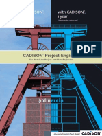 CADISON Project Engineer