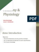 As PE Lesson 1 Intro 2013-14