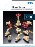 KITZ Bronze Brass Valves E-101-11 (1)