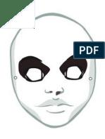 máscara de Kimbo
