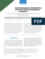 Compósitos de Níquel/Hidróxido de Níquel - RPN
