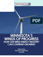Minnesota's Winds of Progress