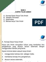 Bab_8_ Karya Tulis Ilmiah Edit TOT