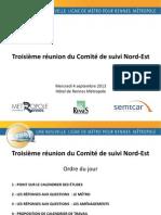 SEMTCAR - presentation comité suivi 04 09 13