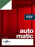 Brosura Za Automatska Vrata