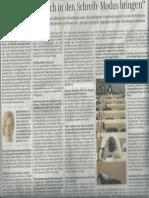 SZ-Interview zum Schreibaschram