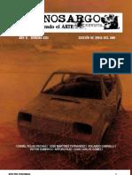 Revista Cinosargo número XIII junio del 2009