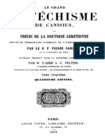 Pierre Canisius Grand Catechisme Tome 5