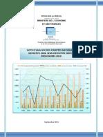 Comptes Nationaux Def2008 SemiDef2009 Prov2010