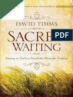 Sacred Waiting