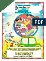 strategic intervention material in mathematics