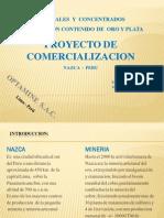 Comercializacion Min Cc Cu Nazca