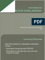dpk 07-PointerArray