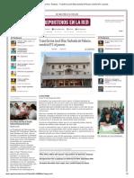07-10-2013 'Transforma José Elías fachada de Palacio; vendría ETC el jueves'