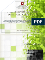 Tratamiento de Caries Dentinaria Profunda - Copia