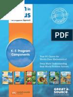 Math in Focus Components Brochure[1]